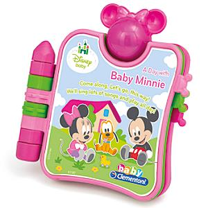 Minnie Mouse Baby Electronic Activity Book - Electronic Gifts