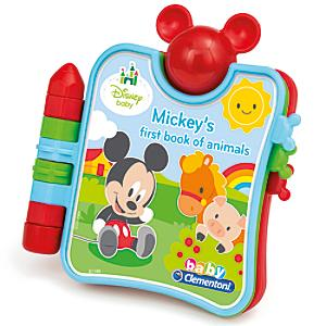Mickey Mouse Baby Electronic Activity Book - Electronic Gifts