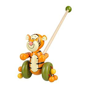 Tigger Wooden Push Along Toy - Tigger Gifts
