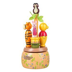 Winnie the Pooh Musical Carousel - Winnie The Pooh Gifts
