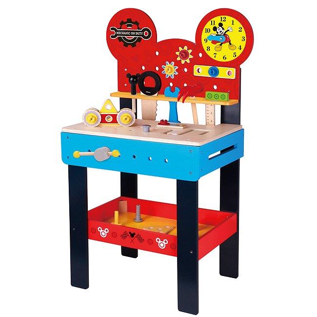 Be-Imex ‰tabli de bricolage en bois mickey mouse