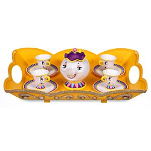 Beauty And The Beast Tea Set - Disney Gifts