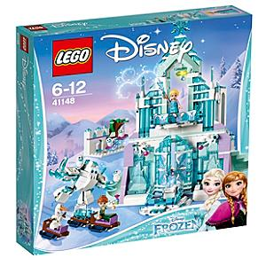 Set LEGO Castello di ghiaccio incantato di Elsa, Frozen - Il Regno di Ghiaccio 41148