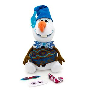 Olaf Interchangable Singing Medium Soft Toy - Singing Gifts