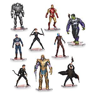 Disney Store - Avengers: Endgame - Figurenspielset Deluxe