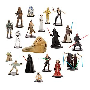 Mega set da gioco personaggi Star Wars Disney Store