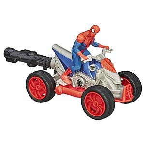 Web Warriors Spider Man ATV - Spider Man Gifts