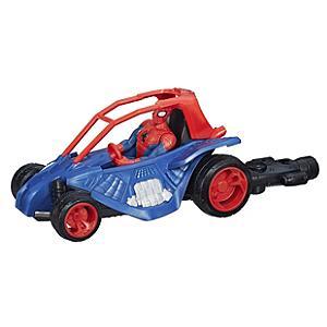 Web Warriors Spider Man Sand Runner - Spider Man Gifts