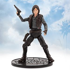 Jyn Erso Elite Series Die-Cast Figure, Rogue One: A Star Wars Story