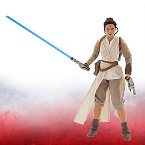 Star Wars: Das Erwachen der Macht – Hochwertige Rey Actionfigur