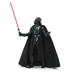 Action figure della serie Elite Premium Darth Vader, Star Wars