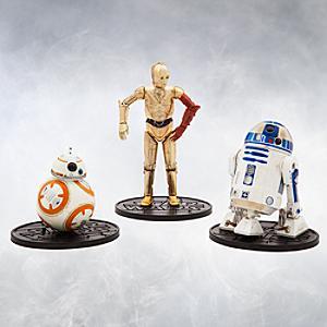 Ensemble de droïdes miniatures de la série Elite, Star Wars: Le Réveil de la Force