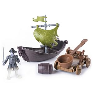 Ghost Pirate Hunter Playset, Pirates of the Caribbean: Salazar's Revenge - Ghost Gifts