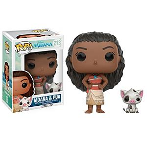 Moana and Pua Pop! Vinyl Figure by Funko - Moana Gifts