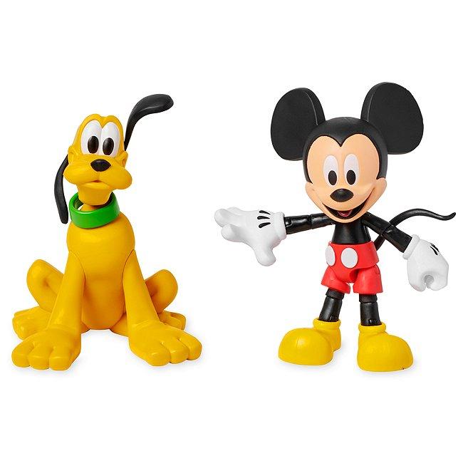 Disney Store figurine mickey mouse articulée disney toybox