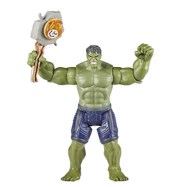 Figurine articulée Hulk 15cm
