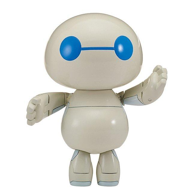 Figurine Mini-Max interactive, les nouveaux héros: lasérie