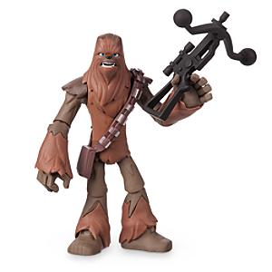 Action Figure Chewbacca Star Wars Toybox, Disney Store