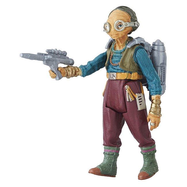 Figurine Maz Kanata articulée, Star Wars Force Link2.0