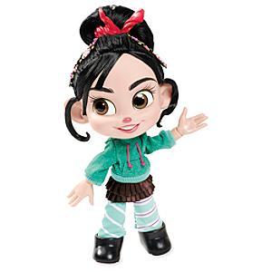Muñeca acción parlante Vanellope, Ralph rompe Internet, Disney Store