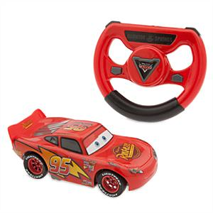 Disney Pixar Cars Lightning McQueen Remote Control Car - Remote Control Gifts