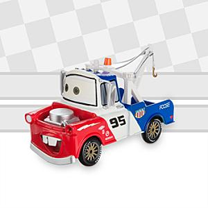 Disney Pixar Cars Custom Die-Cast from The Artist Series, 1:43 Mater By Chip Foose - Artist Gifts