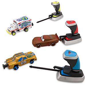 Disney Pixar Cars 3 Thunder Hollow Crazy 8's Demolition 3-Pack Crash Set