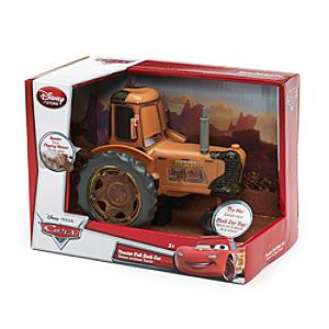 Tipping Tractor Pullback Car, Disney Pixar Cars - Tractor Gifts