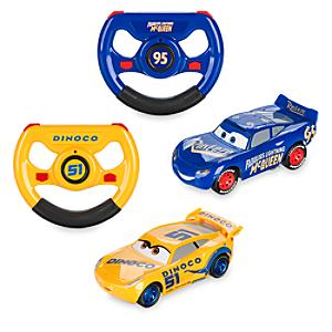 Fabulous Lightning McQueen and Cruz Ramirez Remote Control Twin Pack - Remote Control Gifts