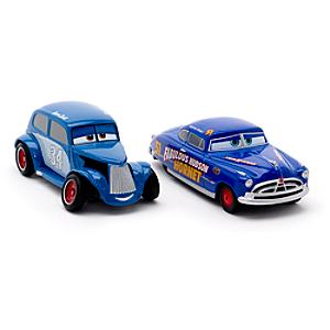 Hudson Hornet and River Scott Die-Casts, Disney Pixar Cars 3 - Disney Cars Gifts