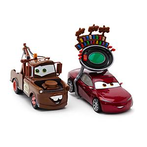 Natalie Certain and Mater Die-Casts, Disney Pixar Cars 3 - Disney Cars Gifts