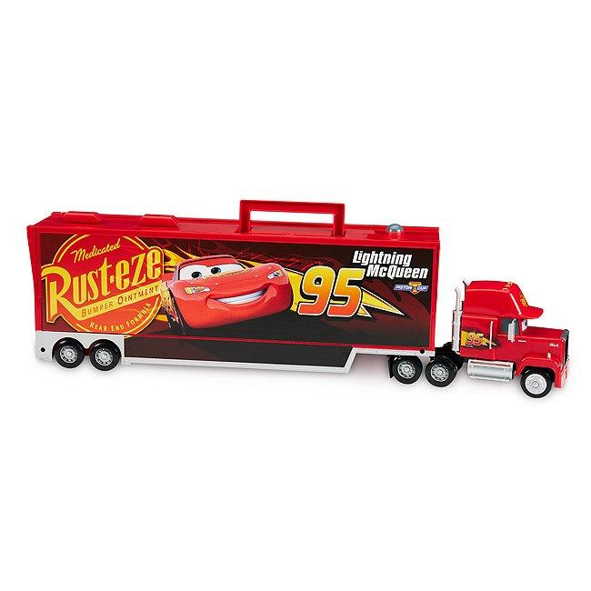 Camion de transport miniature mack, disney pixar cars3