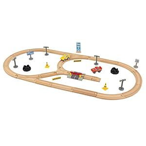 Disney Pixar Cars 3 Wooden Build Your Own Track Pack - Build Your Own Gifts