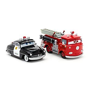 Sheriff and Red Die-Casts, Disney Pixar Cars 3 - Disney Cars Gifts