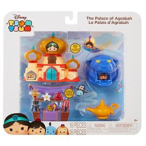 Aladdin The Palace of Agrabah Tsum Tsum Story Pack - Tsum Tsum Gifts