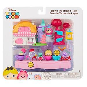 Alice in Wonderland Tsum Tsum Story Pack - Tsum Tsum Gifts