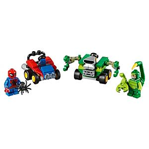 Ensemble LEGO 76071 Mighty Micros : Spider-Man contre Scorpion