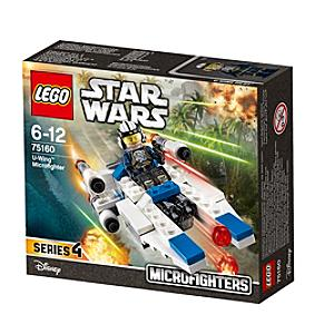 LEGO Star Wars U-Wing Microfighter – sæt 75160