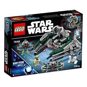 Ensemble LEGO Star Wars 75168 Yoda's Jedi Starfighter