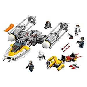 Ensemble LEGO Star Wars 75172 Y-Wing Starfighter