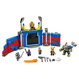 LEGO Avengers Thor vs. Hulk: Arena Clash Set 76088 - Lego Gifts