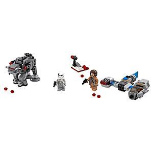 LEGO Ski Speeder vs. First Order Walker Microfighters Set 75195 - Ski Gifts