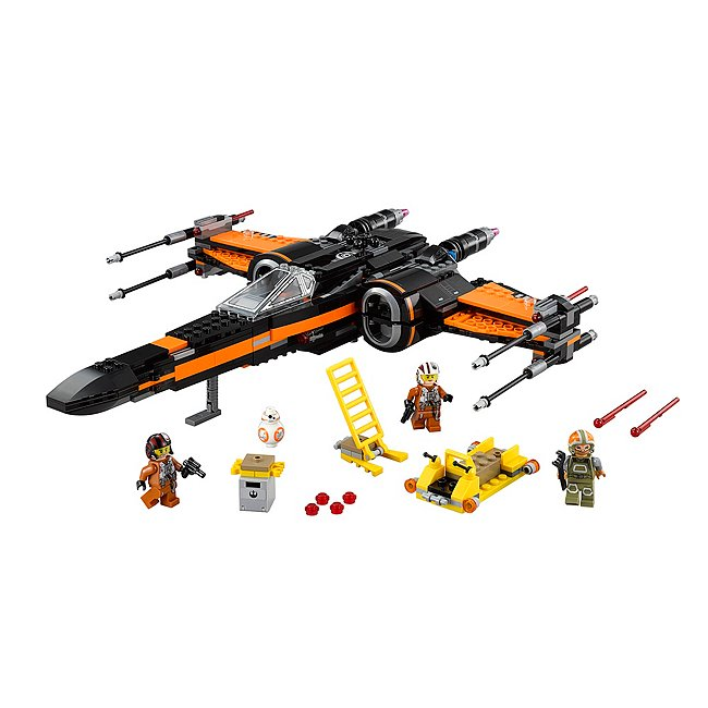 prix LEGO 75102 Poe S X-wing Fighter