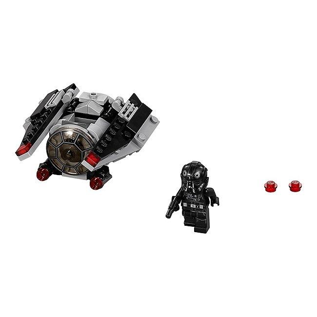 LEGO 75161 Microvaisseau TIE Striker