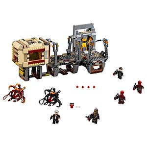 LEGO Star Wars 75180 set Fuga dal Rathtar