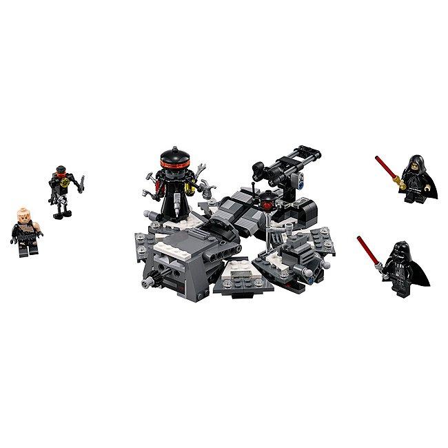 Lego Star wars75183la transformation de dark vador