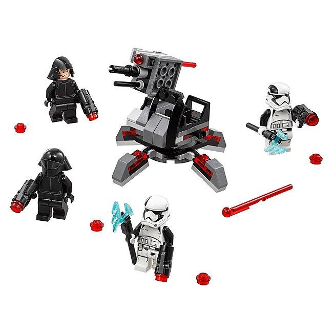 Lego Star wars75197battle pack experts du premier ordre