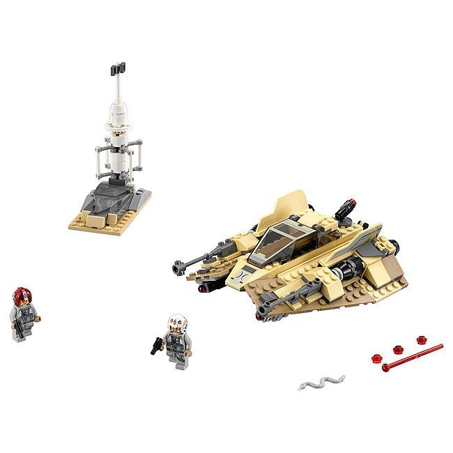 Lego Star wars75204speeder des sables