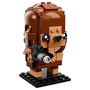 LEGO Chewbacca BrickHeadz Figure Set 41609