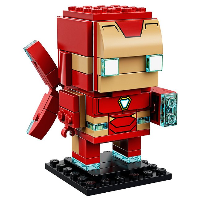 Lego Brickheadz marvel 41604 iron man mk50